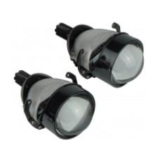 """Автомобильные линзы AMS Bi-LED Z1 2.5"""" F/R"""