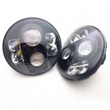 Универсальные Bi LED Фары 7 дюймов 60W
